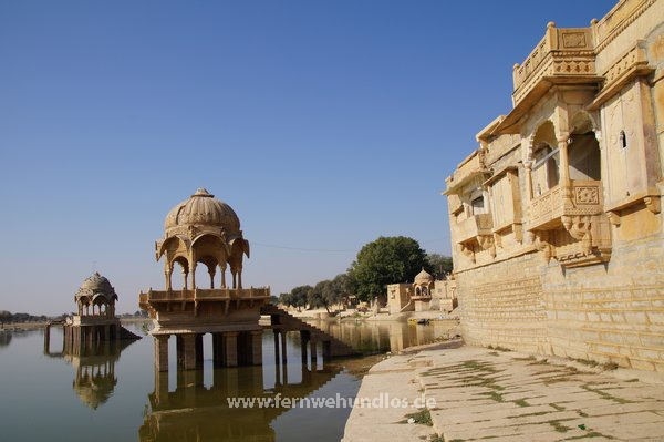 Lake-Jaisalmer