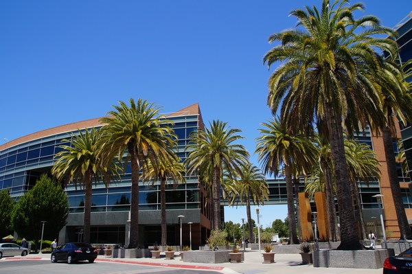 google-campus-im-silicon-valley