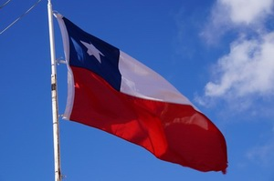 Flagge-Chile